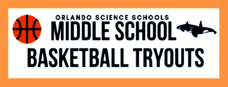 Middle School basketball Tryouts