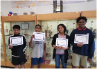 Article OSS Students Recognized for If I Were Elected Mayor Essay Contest